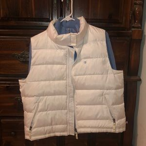 Duck Head Down feather vest